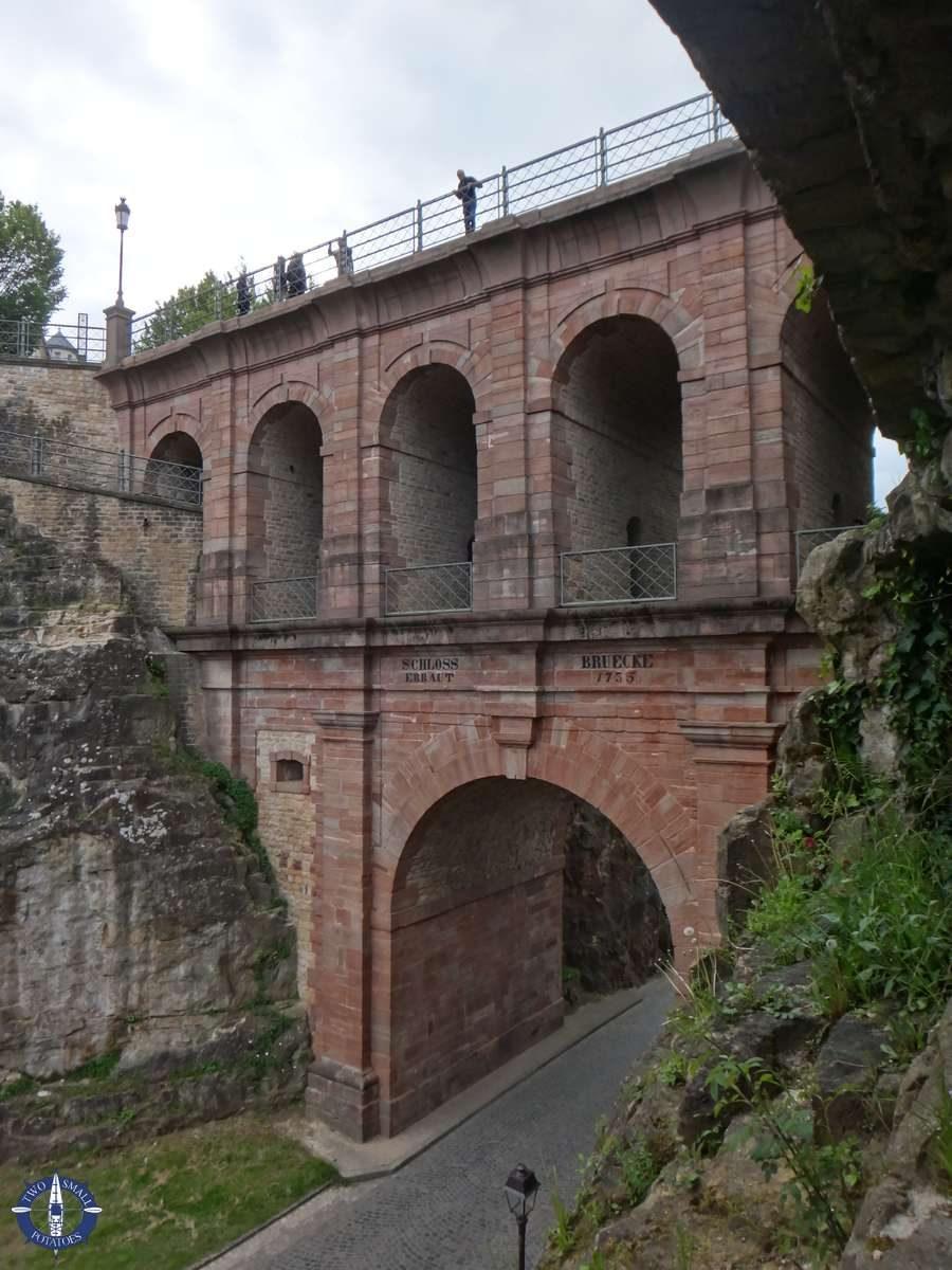 8 Pont du Château, Bock Casemates, Luxembourg City