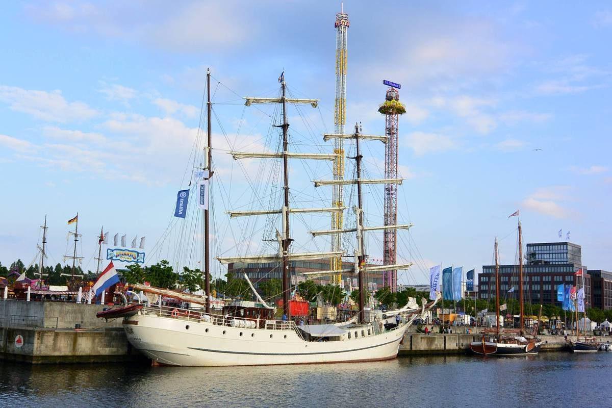 Artemis at Kiel Week, Germany