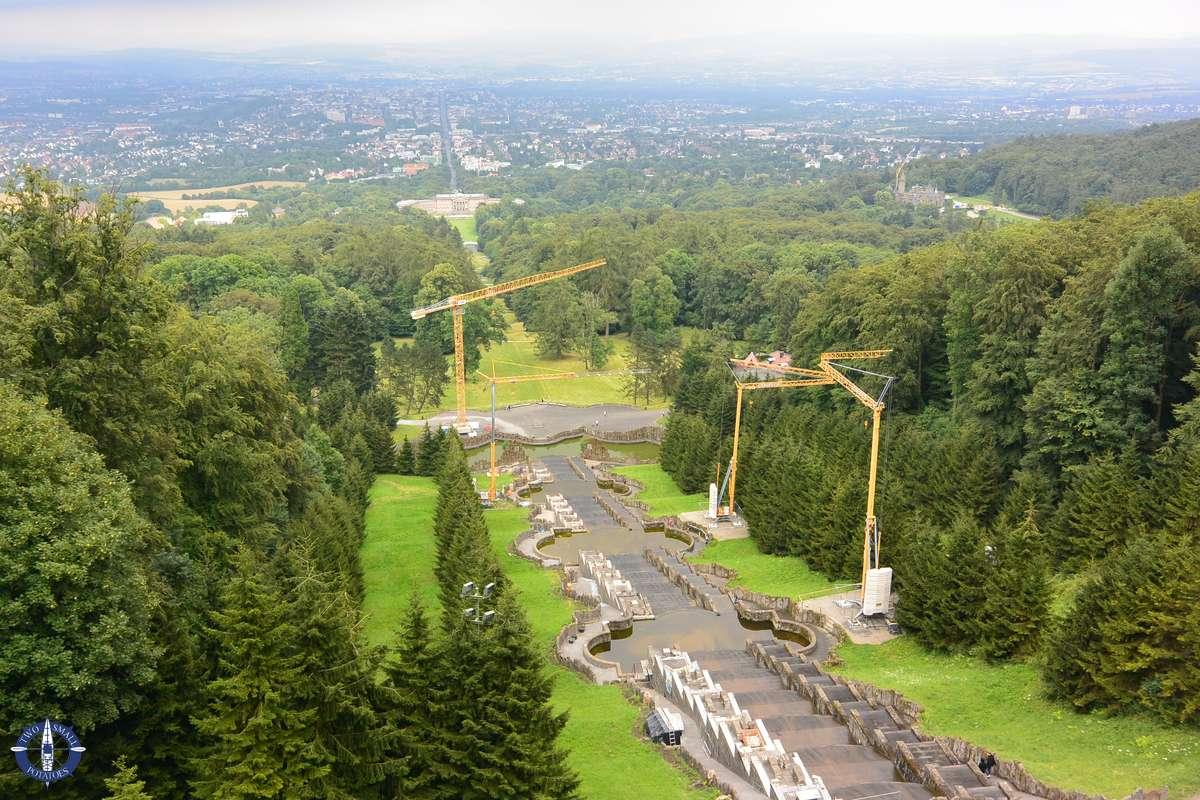 UNESCO Bergpark Wilhelmshöhe, Kassel, Germany