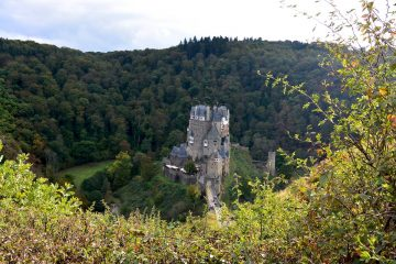 Burg Eltz in the Moselle Valley