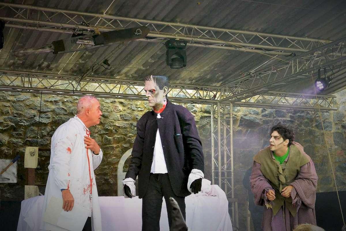 Halloween Burg Frankenstein, A Truly *Monster*ous German Festival
