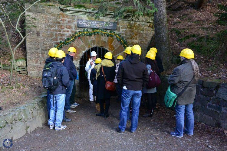entrance to the Rammelsberg Mine in Goslar
