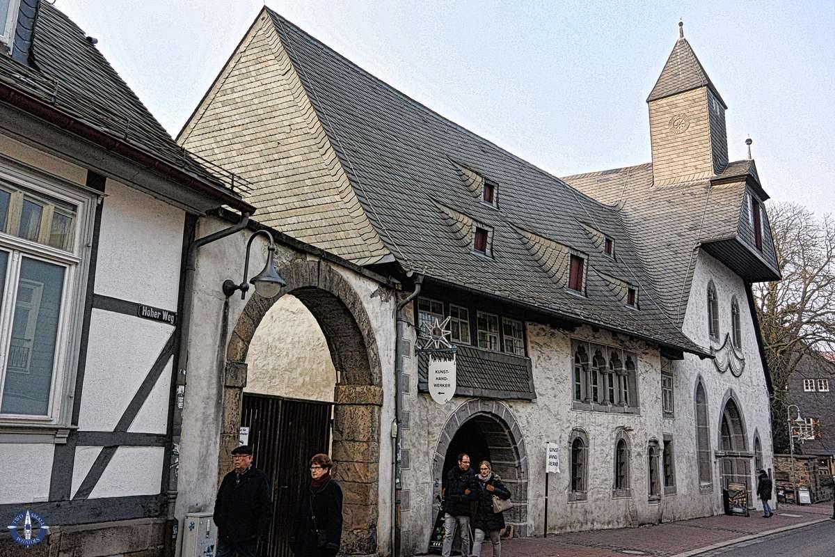 Grosses Heiliges Kreuz in Goslar, Germany