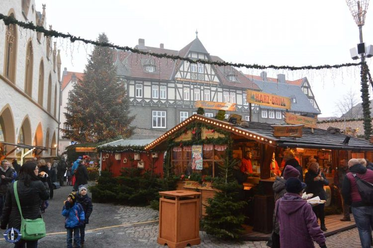 Goslar Christmas Market, Germany