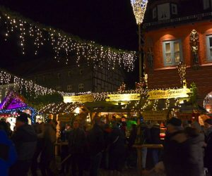 Goaslar Christmas Market, Germany