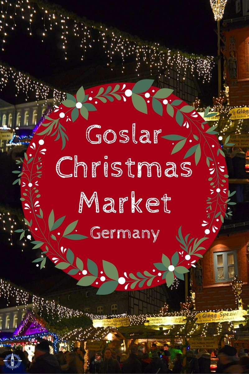 Experience the magic of the Goslar Christmas Market in Germany | #LowerSaxony #Christmas #TatersTravels