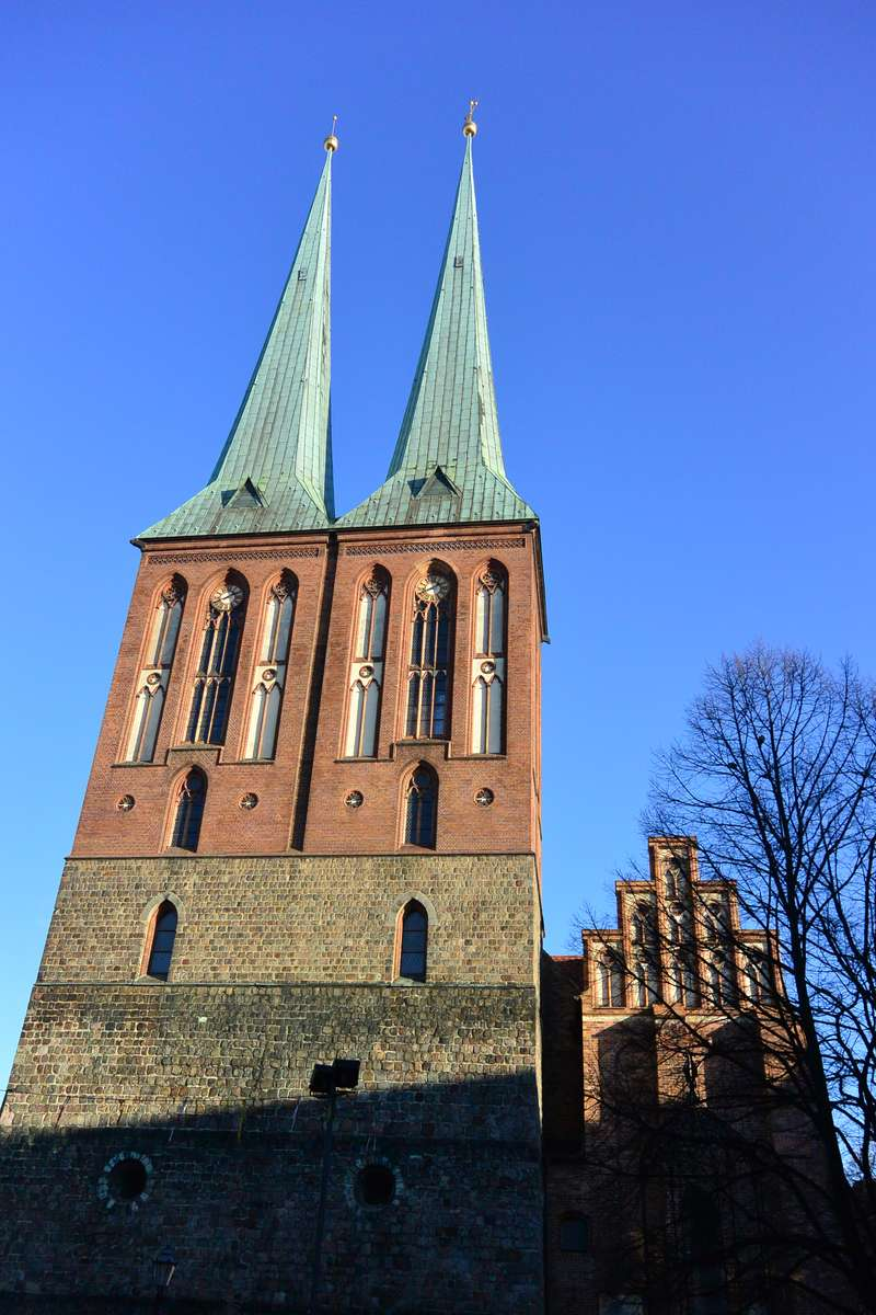 St Nicholas' Church in Berlin, Germany