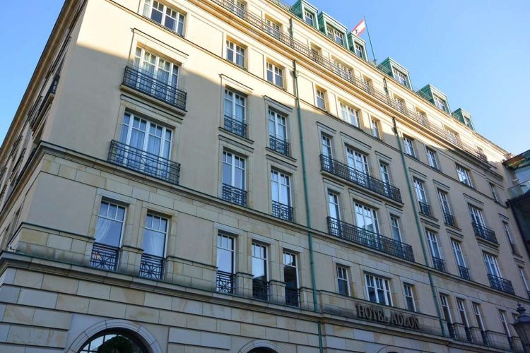Hotel Adlon, Berlin, Germany