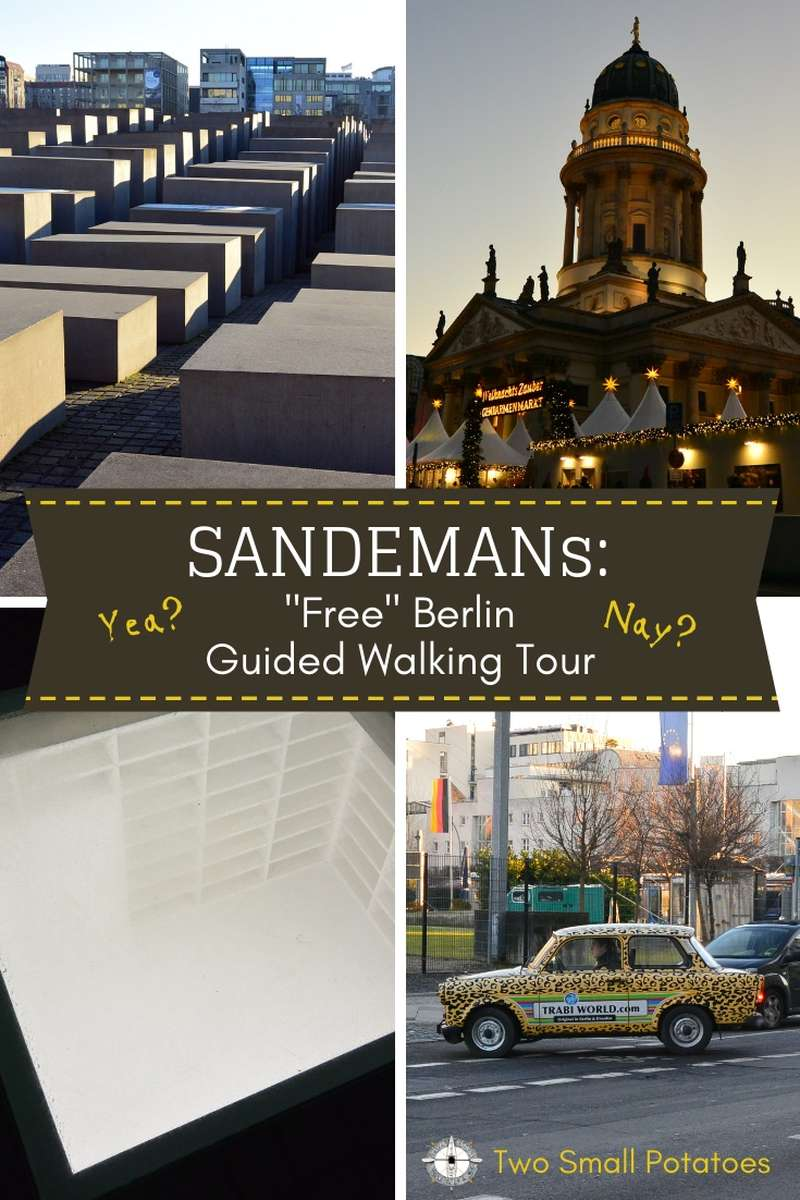 Headed to Berlin, Germany? You might want to consider a 3-hour guided walking tour with SANDEMANs. Do we recommend it? And is it really