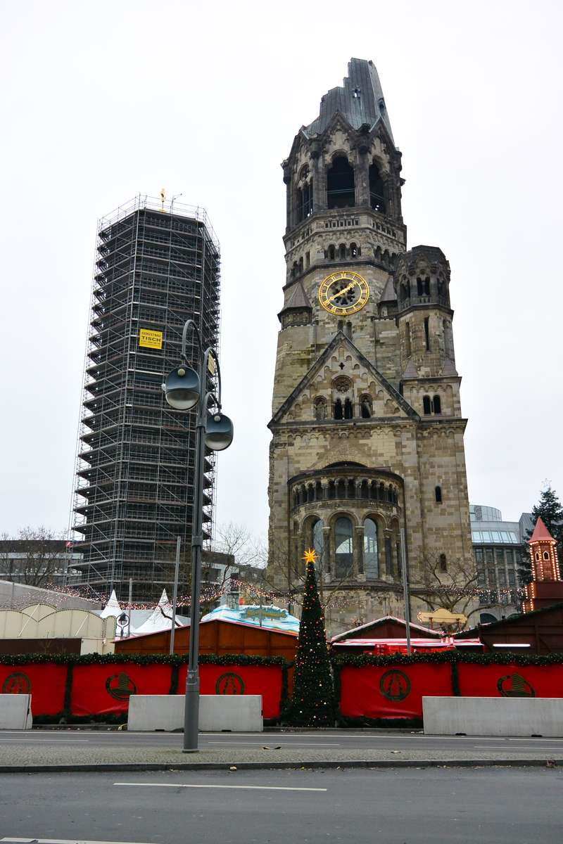 Location of one of the best Christmas markets in Berlin