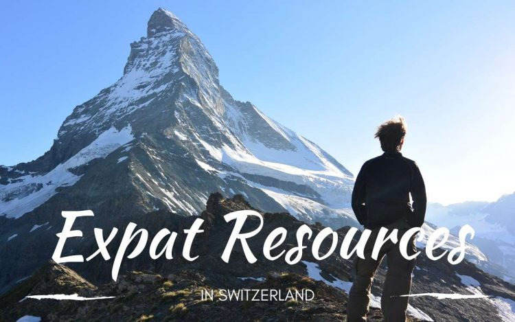 Our list of best resources in Switzerland for expats