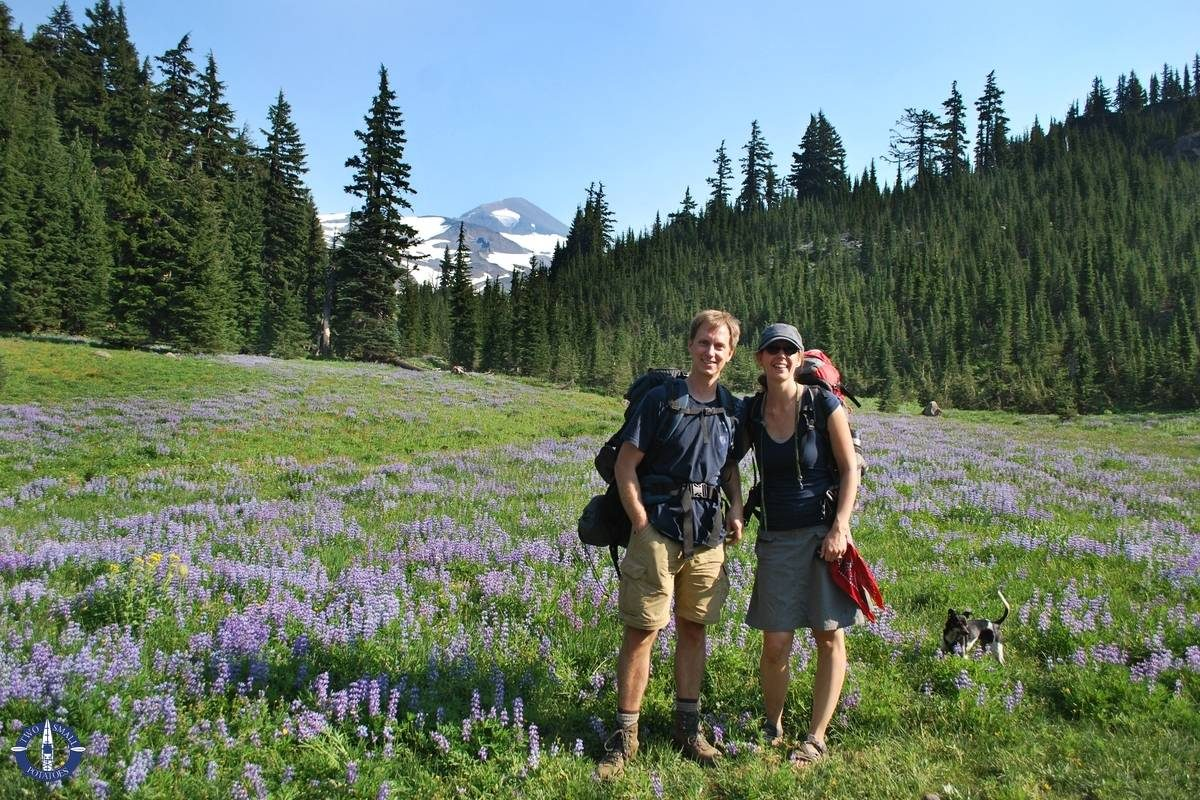 Our story continues on the Obsidian Trail in Oregon, USA