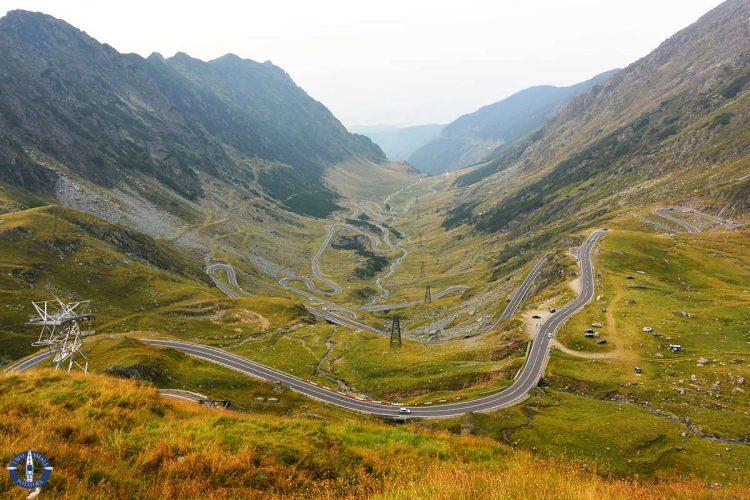 Driving the Transfagarasan Hwy in Romania, bucket list item