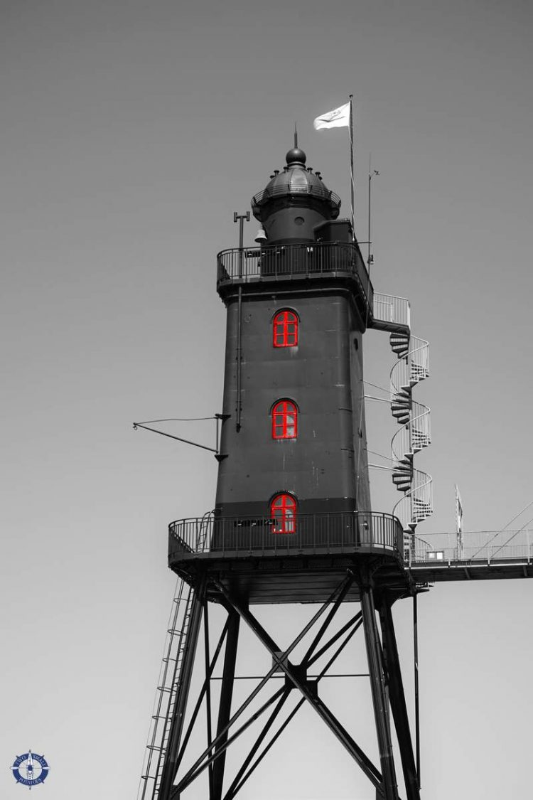 Obereversand Lighthouse fine art photography for sale on Fine Art America