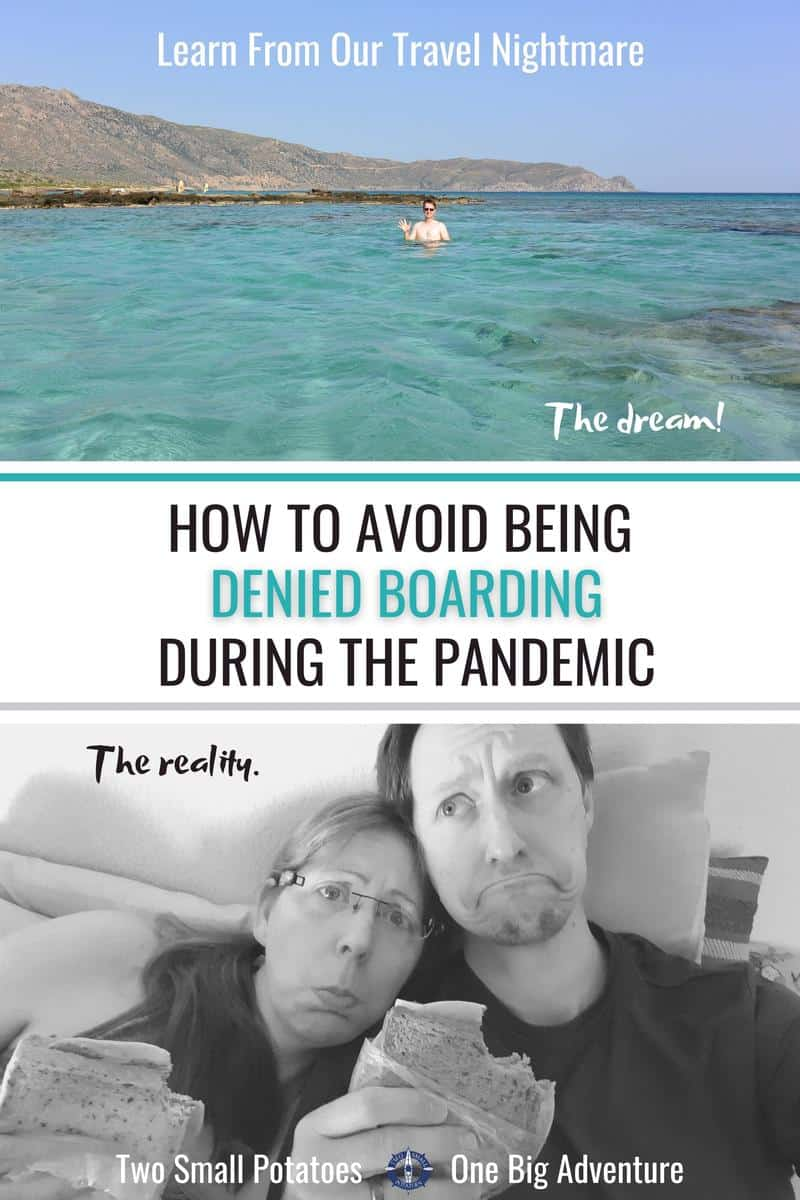 PIN for How to Avoid Being Denied Boarding by TSP Travel