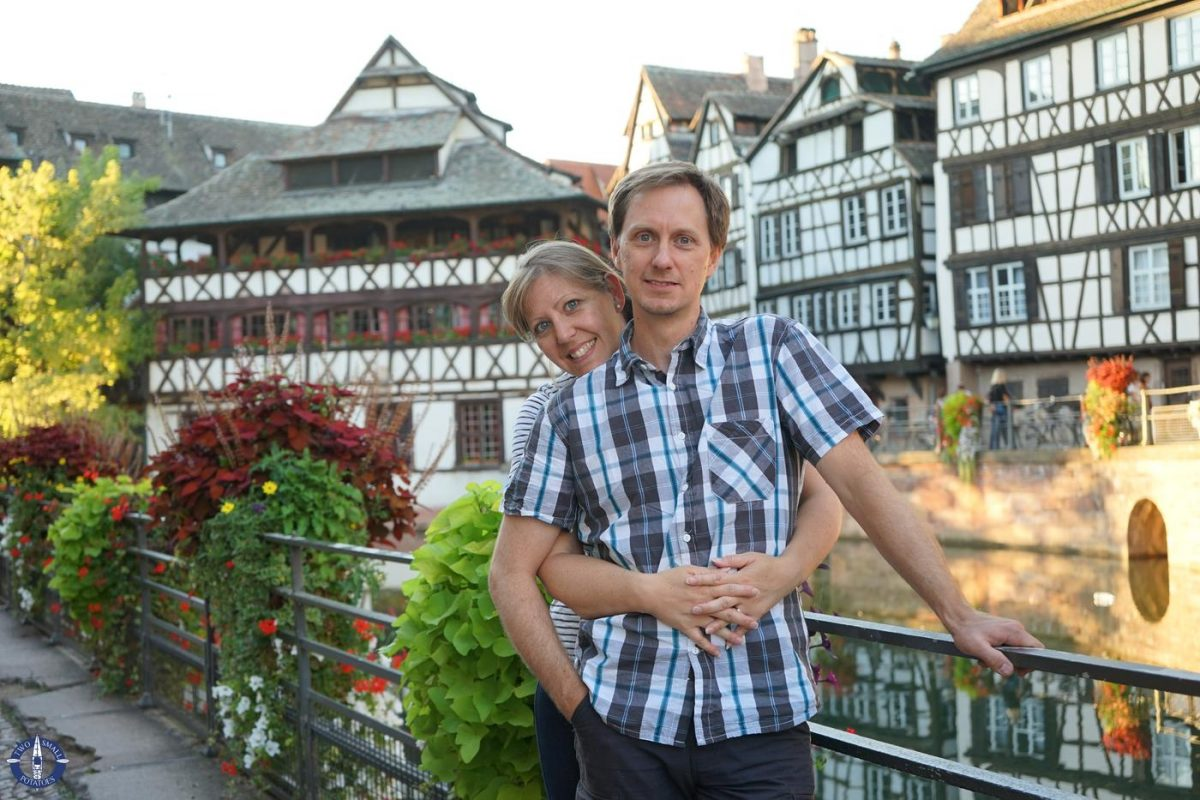 Carrie and Travis are Two Small Potatoes, Adventure Travel Bloggers in Europe