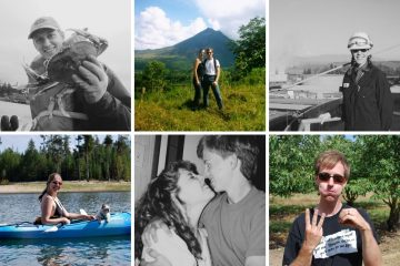 Feature image, Fun Facts About Me post, Two Small Potatoes Travel